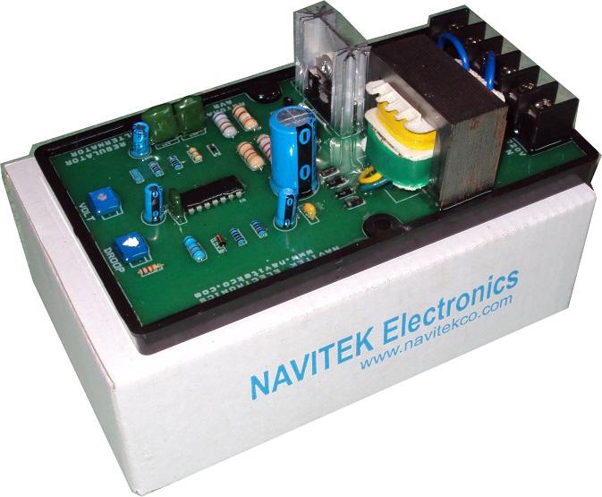 AVR Navitek TD320